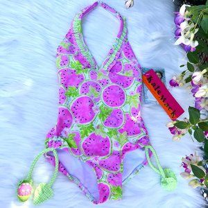 NWT Kate Mack Swimsuit 2T